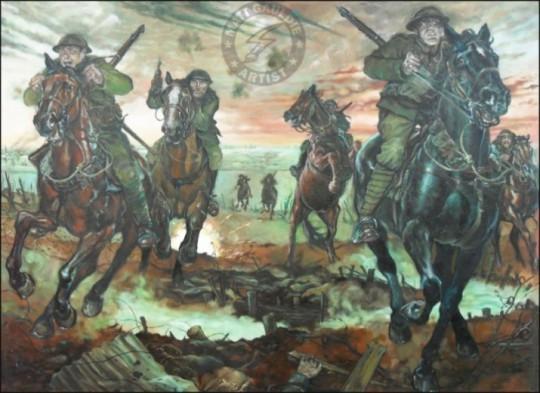 Matt Gauldie's Otago Mounted Rifles